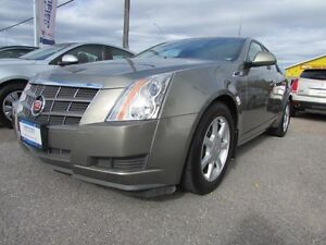 2009 Cadillac CTS w/1SA $172 bi-weekly over 48 months