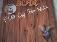 Vinyl LP AC DC – Fly On The Wall Atlantic 781 263 1 Stereo