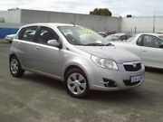 2008 Holden Barina Silver Automatic Hatchback Embleton Bayswater Area Preview