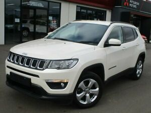 2018 Jeep Compass M6 MY18 Longitude FWD White 6 Speed Automatic Wagon Goulburn Goulburn City Preview