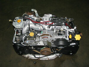 2002-2005 Subaru Impreza WRX Turbo Engine EJ205
