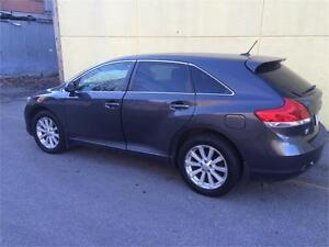 TOYOTA VENZA 2009, AWD 4 CYL MAGS AC , 1 SEUL PROPRIETAIRE 8799$