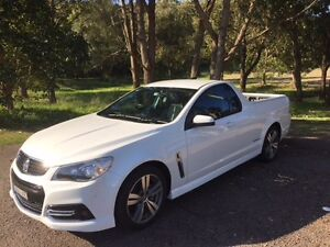 2014 Holden SV6 Storm Ute Manual  MY14 Oatlands Parramatta Area Preview