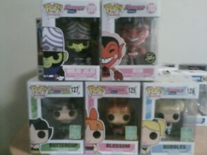 Powerpuff Hirls Funko Pop! Set