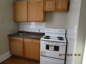 Apt in West End, $750, 1BR + hydro, electric heat (K621)
