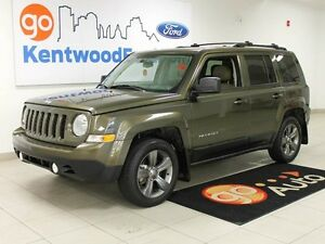 2015 Jeep Patriot HIGH ALTITUDE- LEATHER, SUNROOF,