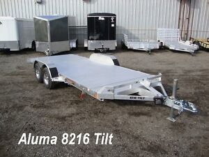 Aluma Heavy Duty Car Haulers