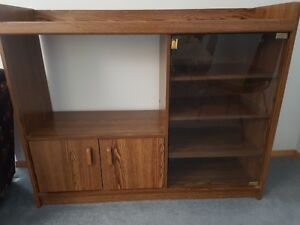 Wall Unit for Entertainment Items NEW