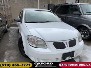 2007 Pontiac G5 | FRESH TRADE | AS IS