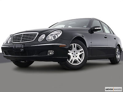 2003 mercedes benz e500 base sedan 4 door used for Oxnard mercedes benz used cars