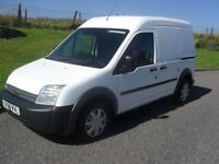 Ford Transit Connect 1.8TDCi ( 90ps ) Euro IV T230 LWB L High Top 2008 Side Door