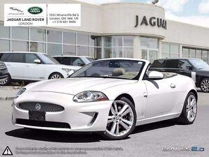 2010 Jaguar XK Creme