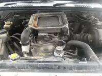 Nissan navara D22 engine with bottom end upgrade