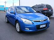 2008 Hyundai i30 FD SLX Blue 5 Speed Manual Hatchback Devonport Devonport Area Preview