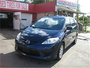2009 Mazda Mazda5 GR Touring Kitchener / Waterloo Kitchener Area image 2