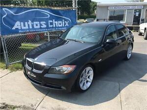 BMW 330I  2006 **69$/SEM.**CUIR**TOIT**TOUT EQUIPE**