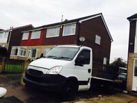 iveco recovery truck 60 PLATE