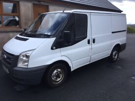 Ford Transit 260 85ps SWB Lo Roof