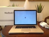 "(MINT MACBOOK PRO 15"") BOXED 2.93GHz i5,4gb-16GB RAM, 500GB-1TB,OFFICE 2016, ADOBE CS6"