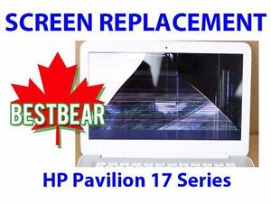 Screen Replacment for HP Pavilion 17 Series Laptop