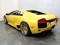 Miniature 12 Voiture Européenne d'occasion Lamborghini Murcielago 2008