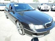 2003 Holden Caprice WK Black 4 Speed Automatic Sedan Enfield Port Adelaide Area Preview