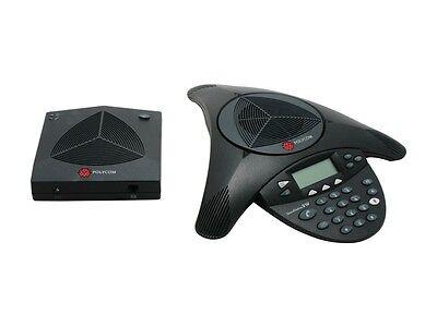 Polycom Soundstation 2w Soundstation2w Ex Expandable Wireless Conference Phone