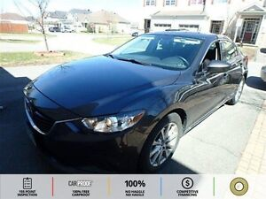 2014 Mazda Mazda6 GX 6-SPEED! SPORT! BLUETOOTH! CRUISE CONTRO...