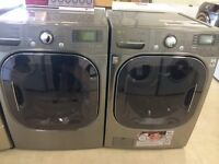 LG 4.2 washer and dryer