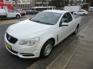 2014 Holden Ute VF White 6 Speed Automatic Utility Croydon Burwood Area Preview