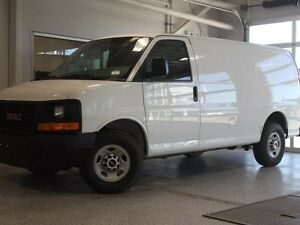 2015 GMC Savana 2500 1WT Rear-wheel Drive Cargo Van-Backup Senso