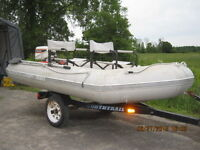 1999 Quicksilver 330 Inflatable Raft For Sale