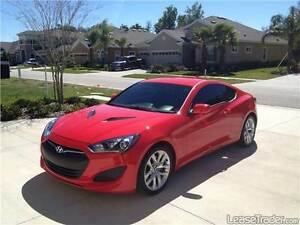 LOOKING TO BUY RED 2014 Hyundai Genesis Coupe Coupe (2 door)