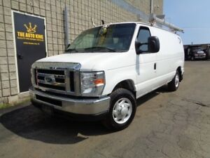 2009 Ford Econoline Cargo Van SUPER CLEAN AND READY FOR WORK ---
