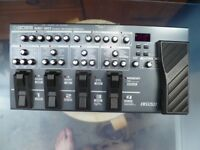 Boss ME80 Multieffects pedal
