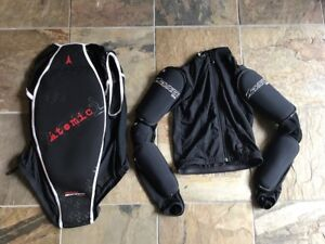 Ski race shorts and protection for sale