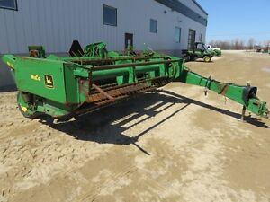 2002 John Deere 720 Mower Conditioner