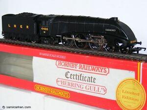 Hornby oo Locomotive MIB R099 LNER Class A4 LTD EDN Herring Gull