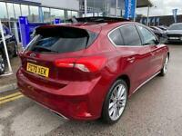 2021 Ford FOCUS VIGNALE 1.5 Ecoboost 182 5Dr Auto Hatchback Petrol Automatic