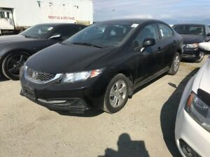 2013 Honda Civic LX  ** BAD CREDIT **