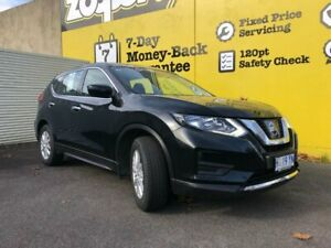 2018 Nissan X-Trail T32 Series II ST X-tronic 2WD Diamond Black 7 Speed Constant Variable Wagon Invermay Launceston Area Preview