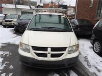 Beau Dodge Caravane 2007,full equipé pour entrepreneur 1599$