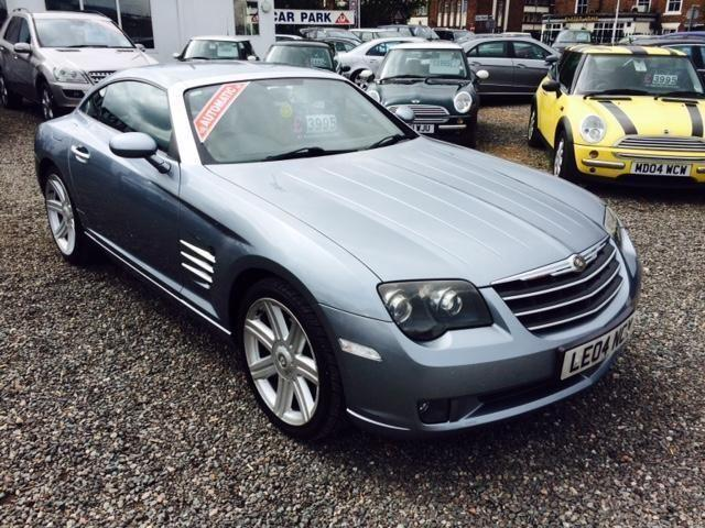 2004 chrysler crossfire 3 2 v6 automatic in derby derbyshire gumtree. Black Bedroom Furniture Sets. Home Design Ideas