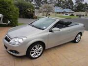 Holden Astra Convertible Worrigee Nowra-Bomaderry Preview