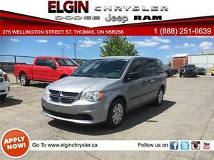 2015 Dodge Grand Caravan SE/SXT***FWD,Low Kms,Mint***