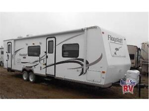 2011 FLAGSTAFF 27 BESS - PRE OWNED TRAVEL TRAILER