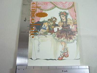 Mitsukaz Mihara Chocolate Japan Art Book Goth Loli
