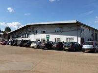 WAREHOUSE / FACTORY UNIT TO LET