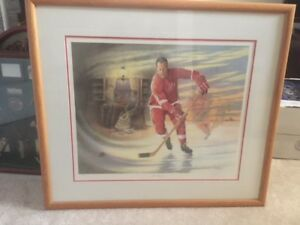 Gordie Howe  Mr Hockey by Jack Lumbers