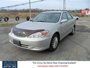 2004 Toyota Camry LE.Extremely clean.V6